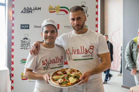 Malaga En La Mesa Ftd8 Bellavista Mare Wins Best Pizza Surinenglish