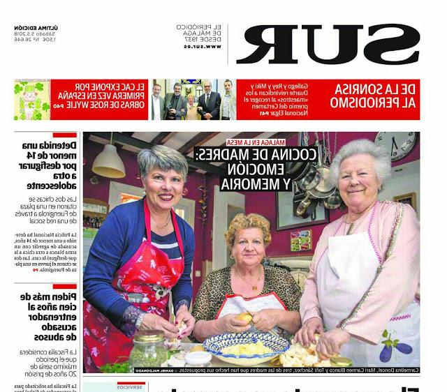 Malaga En La Mesa H9d9 Mi Cocina En Malaga En La Mesa Diario Sur De Malaga Recetas