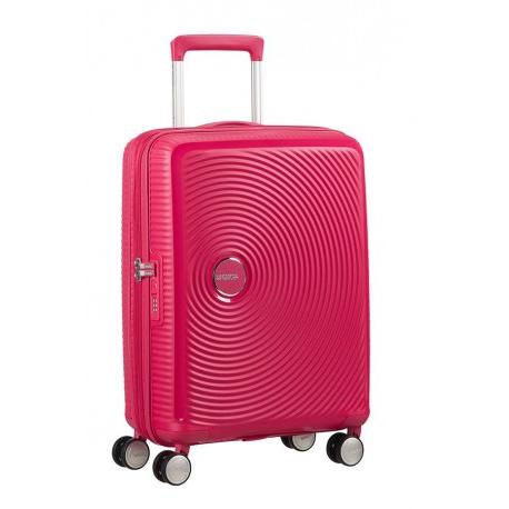 Maleta Cabina Ffdn Maleta Cabina 55 Cm A tourister soundbox Spinner Leder