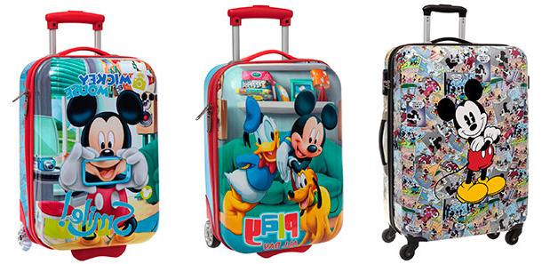 Maletas De Cabina Infantiles Nkde Maletas Mickey Maletas Infantiles De Disney Para 2016