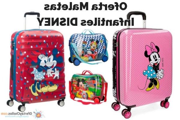 Maletas De Cabina Infantiles Tqd3 Maletas Infantiles Para Nià Os Disney Maletas Disney ã 2018ã
