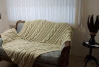 Manta sofa 4pde Manta Para sofà No Elo7 Fatto A Mano Tricà E Crochê 8167c4