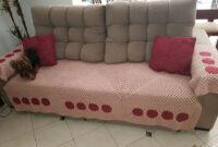 Manta sofa Etdg Manta Para sofà De 3 Lugares No Elo7 Mix RÃ
