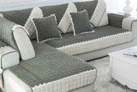 Manta sofa Ipdd 1 Piece Per Set sofa Covers Fleeced Fabric Knit Eco Friendly Anti