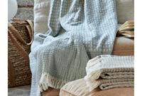 Manta sofa U3dh Prar Manta Para sofa 130×170 Cm Mantas Decorativas Jacquard Con