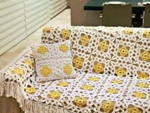 Mantas De sofa