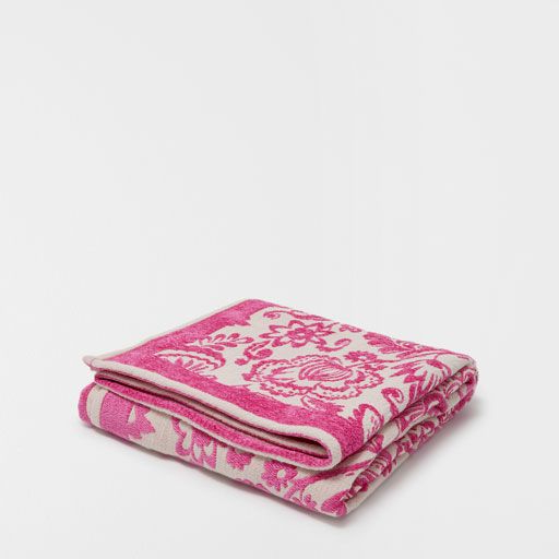 Mantas De sofa Zara Home S5d8 Manta Paisley Chenilla Beddinggg Pinterest Chenille Blanket