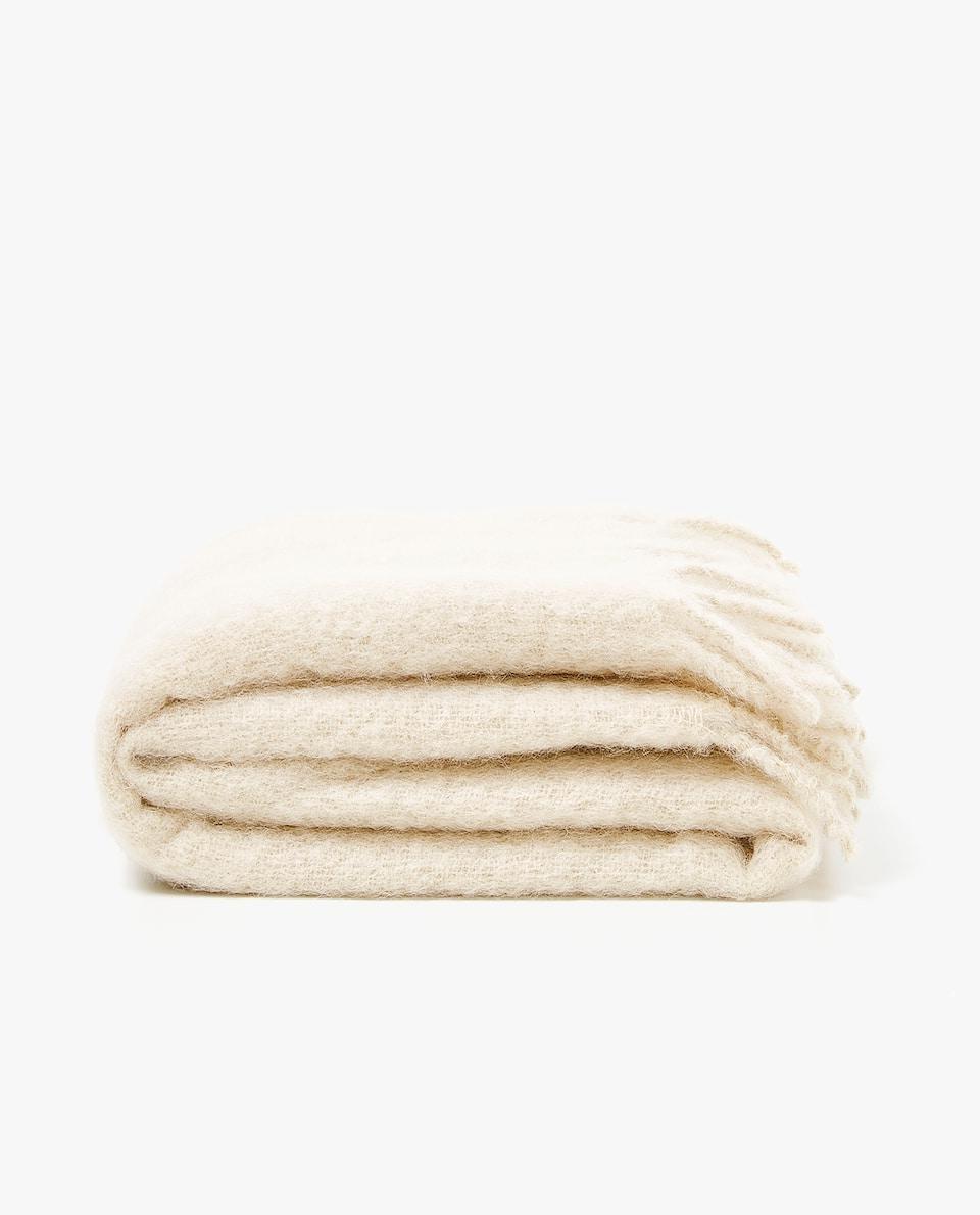 Mantas De sofa Zara Home T8dj Mantas Dormitorio Nueva Coleccià N Zara Home Espaà A