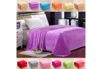 Mantas sofa T8dj 11colors Large Size solid Coral Fleece Blanket Plaid Couverture Polaire Manta Para sofa Throw Blankets On Bed Home Mantas