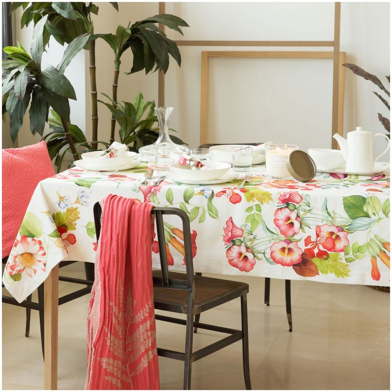 Mantel Antimanchas Zara Home Fmdf Manteles Resinados Zara Home Mi Cocina Tu Cocina