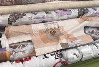 Mantel Plastificado 4pde Mil Anuncios Hule Pieza Rollo Mantel Plastificado