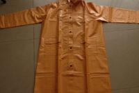Mantel Pvc Ipdd Mantel Ponco Pvc Kuning Jas Hujan Kualitas Premium Berkualitas
