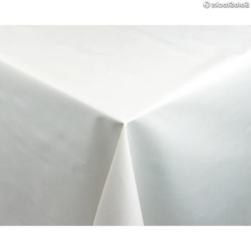 Mantel Pvc Zwd9 Mantel Pvc Blanco 1400mm