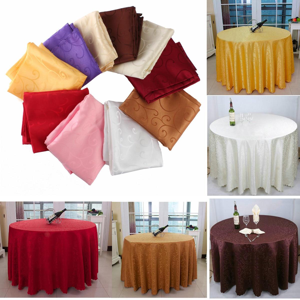 Mantel Redondo Fmdf 200cm De Polià Ster Mantel Redondo Absorbente De Hotel Restaurante La