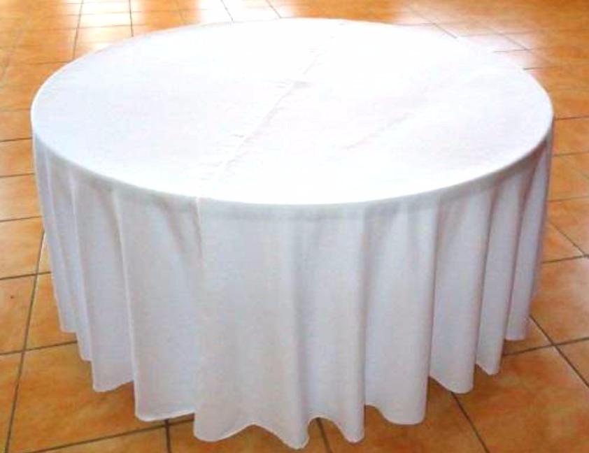 Mantel Redondo Wddj Mantel Redondo 2 90 178 00 En Mercado Libre