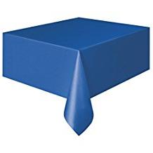 Manteles A Medida T8dj Manteles Hule Azul