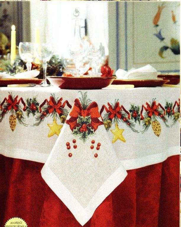 Manteles De Navidad 9fdy Mantel Para Navidad Me Ayudais Por Favor Aprender Manualidades