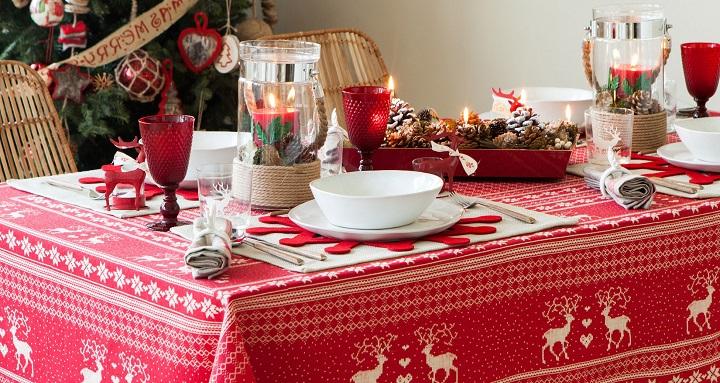 Manteles De Navidad Bqdd 15 Manteles De Navidad Realmente originales sorprà Ndete