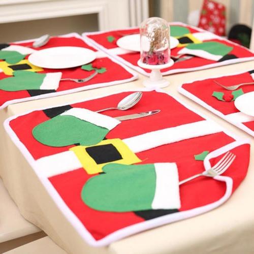 Manteles De Navidad Budm Mesa Manteles Navidad Plato Bowl Ida Casa 4pcs 32 990 En