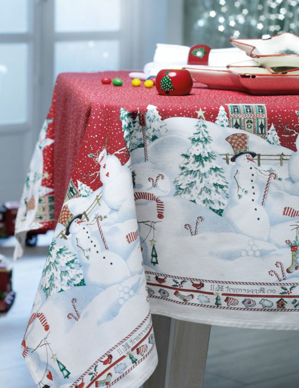 Manteles De Navidad El Corte Ingles Qwdq De Quà Color Quieres Que Sea Tu Navidad