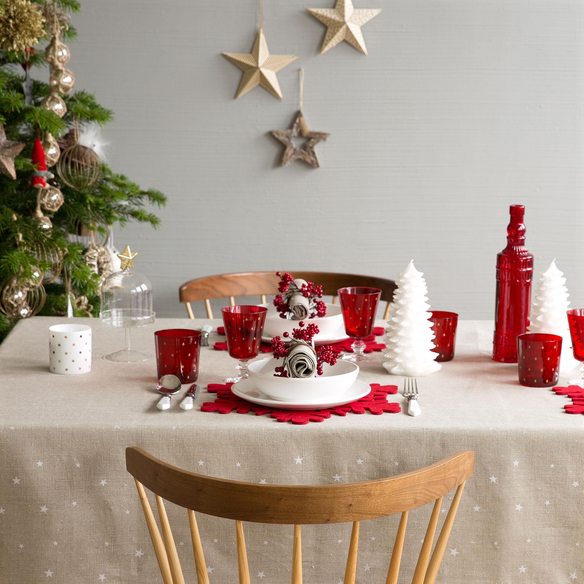 Manteles De Navidad Nkde 15 Manteles De Navidad Realmente originales sorprà Ndete
