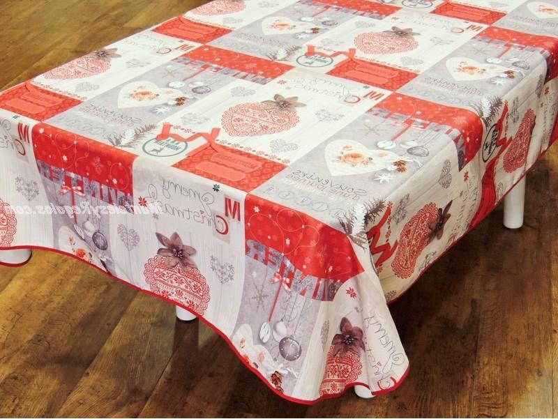 Manteles De Navidad Tqd3 Mantel De Navidad Modelo Navidad P07