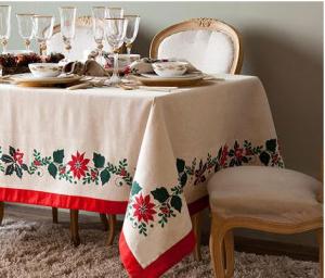 Manteles De Navidad Zwdg sorprende A Tus Invitados En La Cena De Navidad Casa Y Mantel