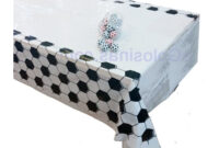Manteles De Plastico Rldj Mantel Mesa Futbol Plastico 137x220cm Para Fiesta Infantil