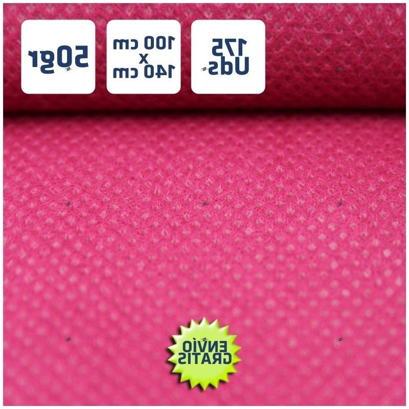 Manteles Desechables 4pde 175 Manteles Desechables De Polipropileno Color Burdeos 100x140cm