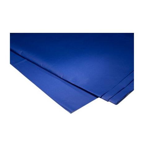 Manteles Desechables S1du Pack 300 Manteles Desechables 100x100cm Color Azul