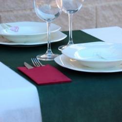 Manteles Desechables Wddj Manteles Desechables Para Restaurante De Polipropileno O De Papel