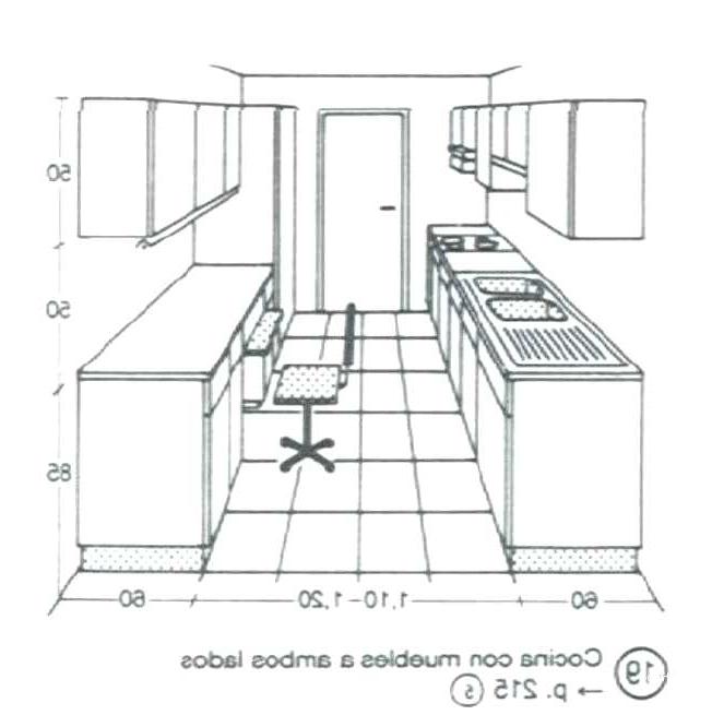 Medidas De Muebles De Cocina 87dx Muebles De Cocina A Medida Muebles ...
