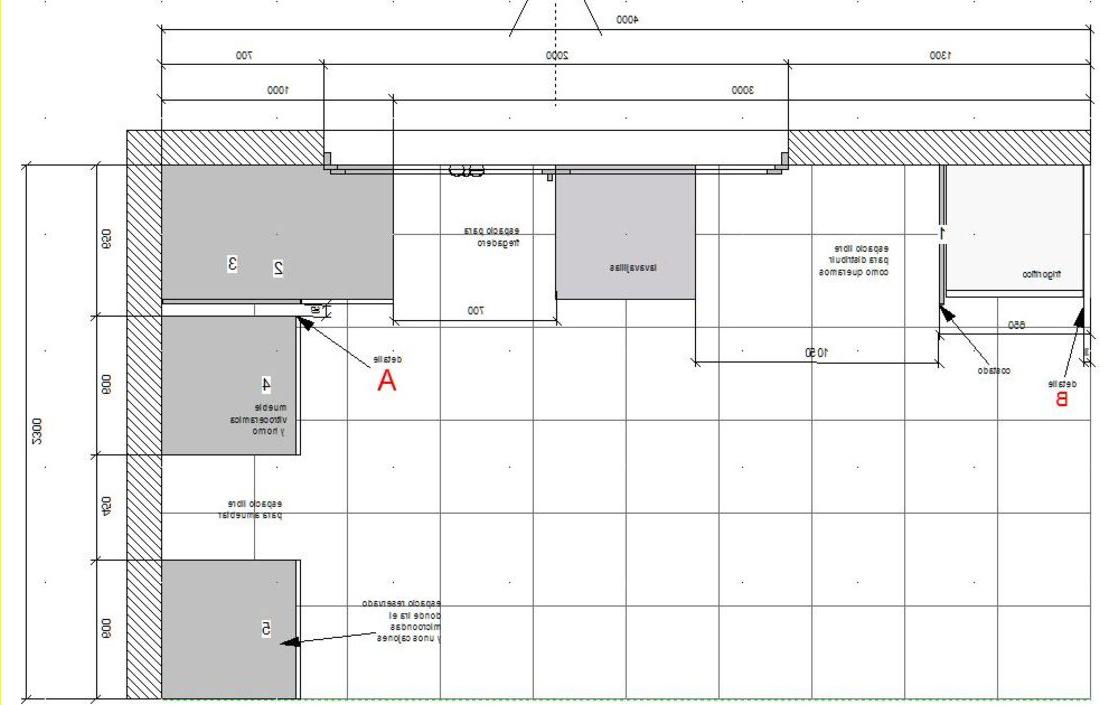 Medidas Estandar De Muebles De Cocina Etdg Planificar Muebles Bajos A La Cocina