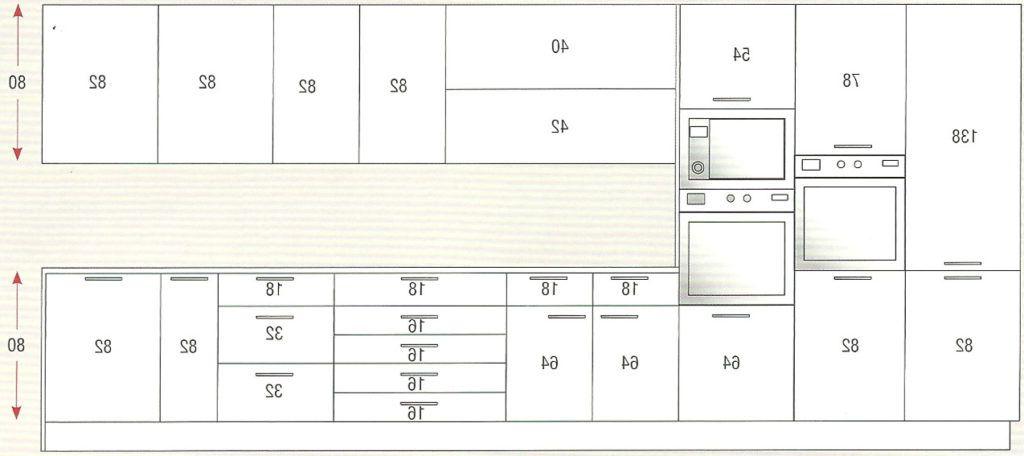 Medidas Estandar De Muebles De Cocina Ffdn MÃ Dulos De Cocina Muebles De Cocina Personalizables Agloma
