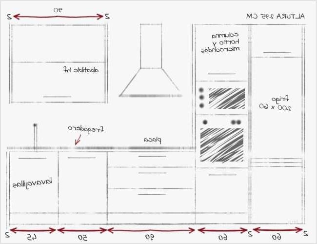 Medidas Estandar De Muebles De Cocina Q5df Best Medidas Estandar De Muebles De Cocina Images Casas Ideas