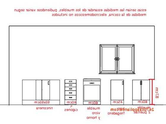 Medidas Estandar De Muebles De Cocina S5d8 Medidas Estandar De Muebles De Cocina Lujo Medidas Estandar De