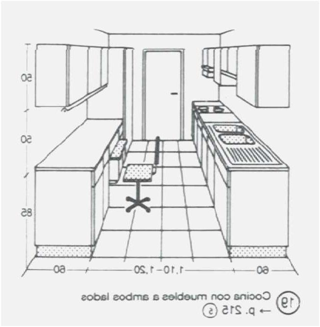 Image Of Medidas Estandar De Un Mueble De Cocina Cuánto mide un ...