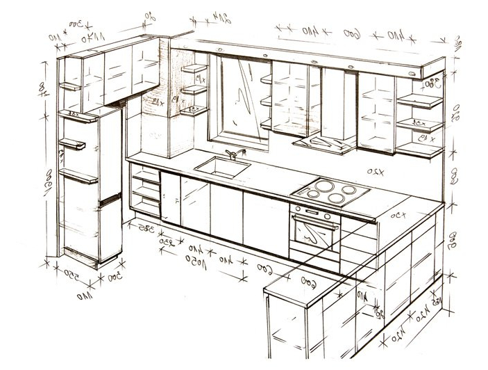 Best Medidas Estandar De Muebles De Cocina Images - Casas: Ideas ...