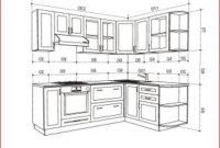 Medidas Muebles De Cocina Etdg Medidas De Cocina Medidas De Los Muebles De Cocina