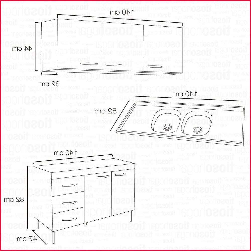 Medidas Muebles De Cocina Q0d4 Muebles De Cocina En Kit Tpc Cocinas ...