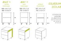 Medidas Muebles De Cocina O2d5 Medidas De Nuestros Muebles De Cocina Kitchenambient