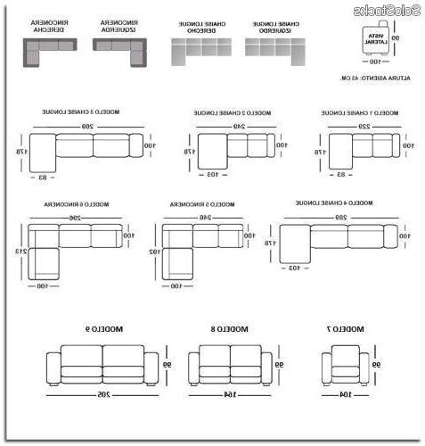 Medidas sofa Cheslong Budm Affascinante Medidas sofa Cheslong Chaise Longue Rinconera Arosa