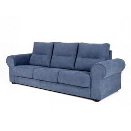 Merkamueble sofas Qwdq sofà De Gran Confort Tapizado En Tela Color Azul