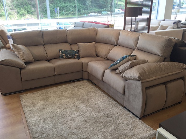 Merkamueble sofas Y7du Rinconera Deslizante Reclinable Merkamueble Vigo