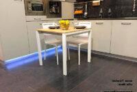 Mesa 80×80 Kvdd Mesa Cuadrada Punto Extensible 80×80 Cm Cocina