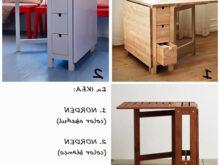 Mesa Abatible Pared Ikea