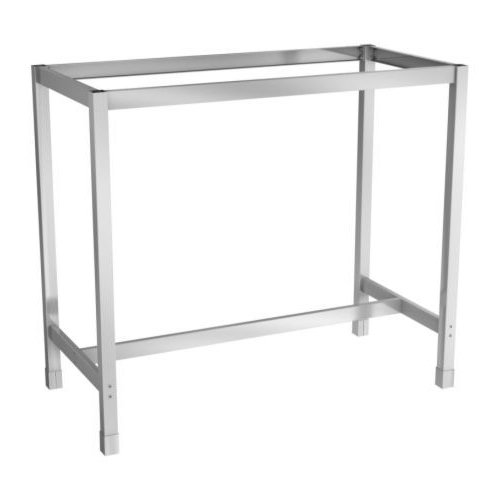 Mesa Acero Inoxidable Ikea 0gdr Utby Estructura Inferior Ikea Estructura De Acero Inoxidable