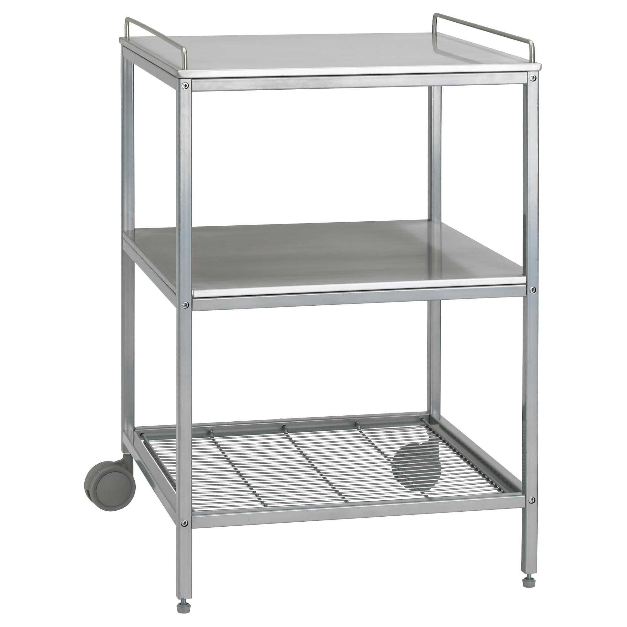 Mesa Acero Inoxidable Ikea 3id6 Carritos De Cocina Y Camareras Pra Online Ikea