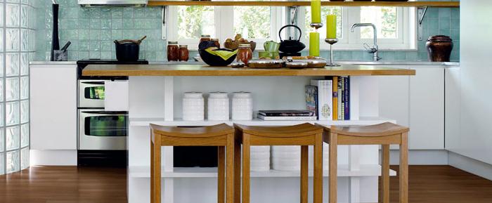 Mesa Alta De Cocina Drdp Pon Una Mesa En La Cocina Leroy Merlin