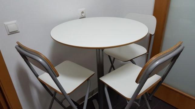 Mesa Alta Ikea Ipdd Arquivo Mesa Alta 3 Cadeiras Ikea 100 Carnide Olx Portugal